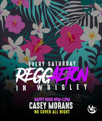 Reggaeton in Wrigley