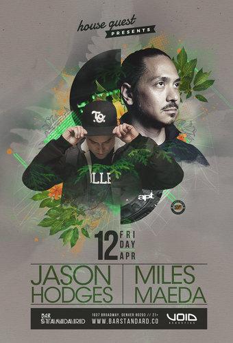 Jason Hodges & Miles Maeda