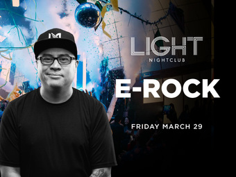 E-Rock at LIGHT Vegas