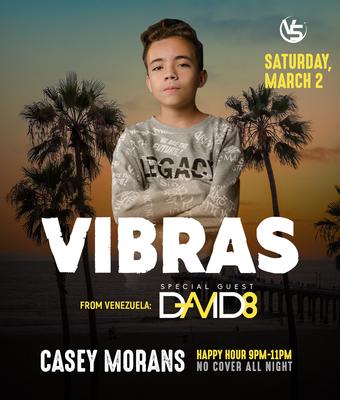 DJ D8 from Venezuela at Casey
