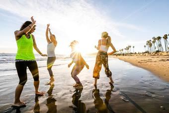 Yoga Dance Magic! Silent Yoga