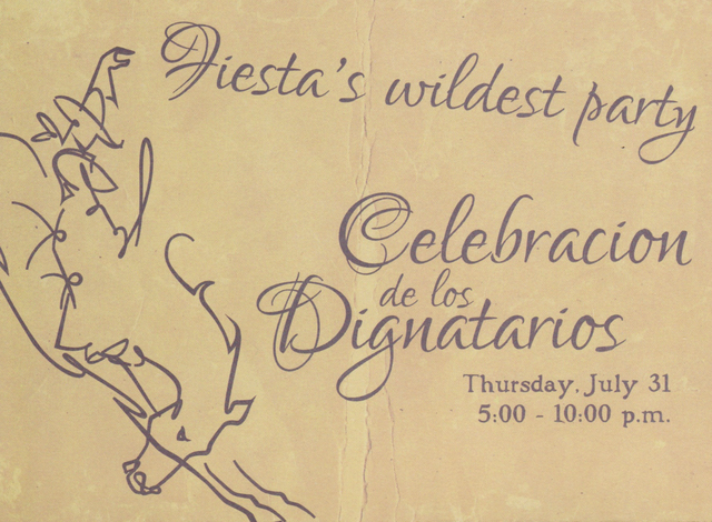 Old Spanish Days and Santa Barbara Zoo present Celebración de los Dignatarios