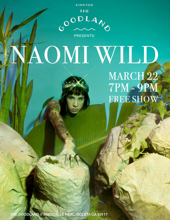 The Goodland Presents: Naomi Wild