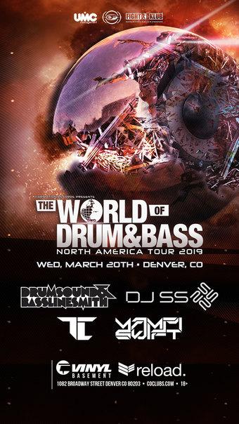 World of Drum & Bass