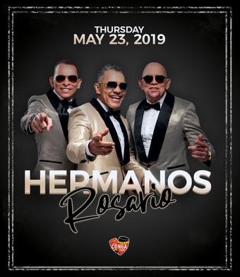 Conga Room presents Hermanos Rosario