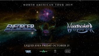 Enforcer / Warbringer North American Tour 2019