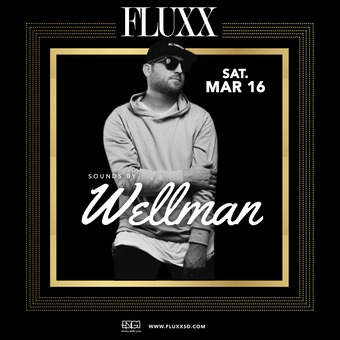 Wellman at FLUXX