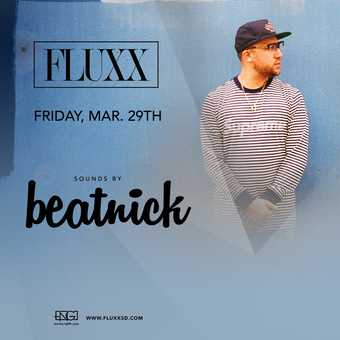 Beatnick at FLUXX