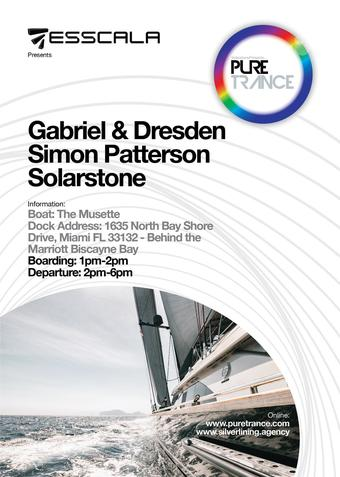 Solarstone Presents Pure Trance Miami Yacht Party