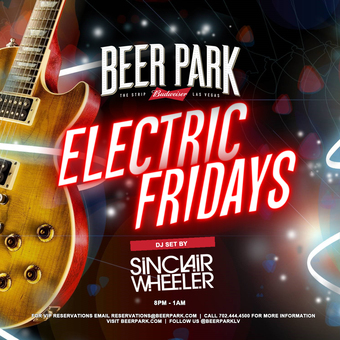 Beer Park Electric Fridays