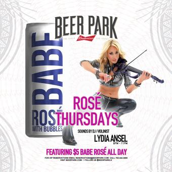 Babe Rose Thursdays