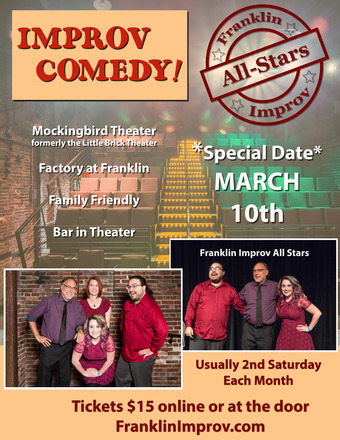Franklin Improv Allstars