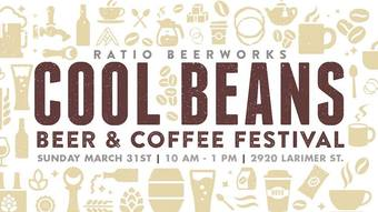 2019 Cool Beans Beer & Coffee Festival at Ratio Beerworks