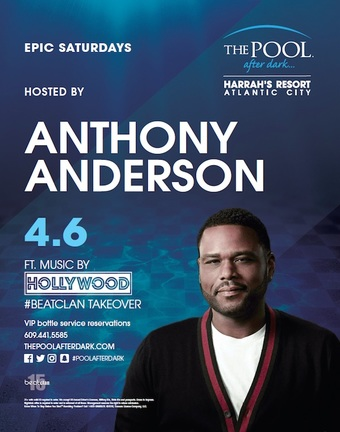 Epic Saturdays hosted by Anthony Anderson