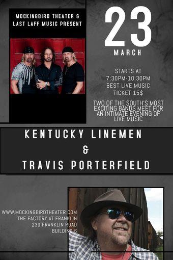 Travis Portfield & Kentucky Linemen
