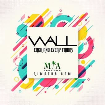 Wall Fridays at WALL Lounge Miami