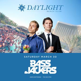 Bassjackers DAYLIGHT Vegas