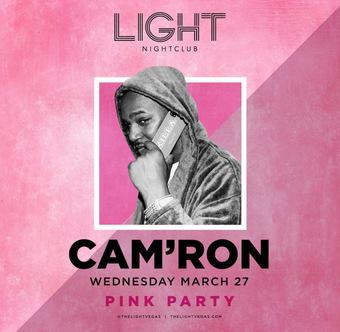 Cam'ron LIGHT Vegas