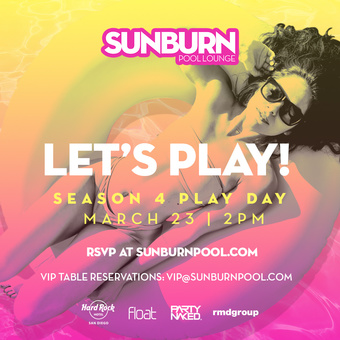 SUNBURN Season 4 Play Day