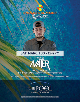 Endless Summer Saturdays with DJ Nater
