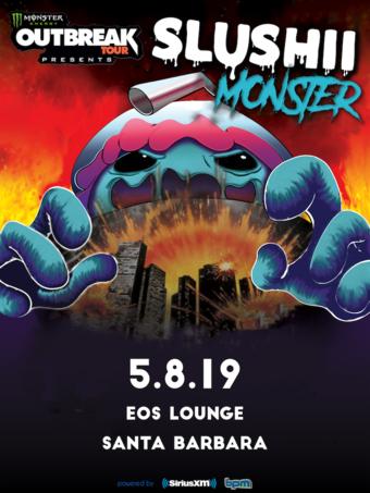 SLUSHII at EOS Lounge 5.8.19
