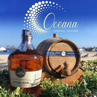 Oceana Rum Social Series: 10/30/19