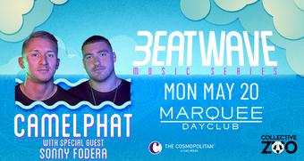 Camelphat & Sonny Fodera EDC Week: Beatwave Music Series - Marquee Dayclub