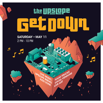6th Annual Upslope Get Down