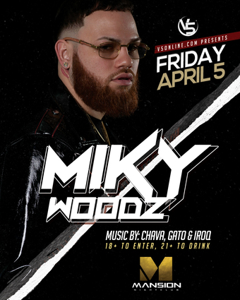 Miky Woodz Live