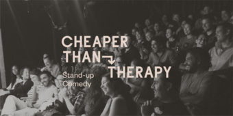 Cheaper Than Therapy 4/18-21