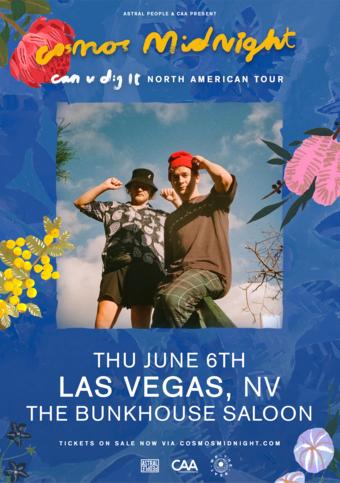 Cosmo's Midnight w/ Pluko - Las Vegas, NV