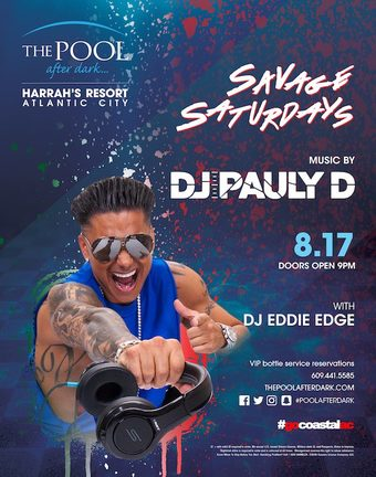Savage Saturdays with DJ Pauly D
