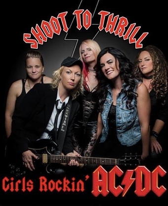 Shoot to Thrill (all girl AC/DC tribute)