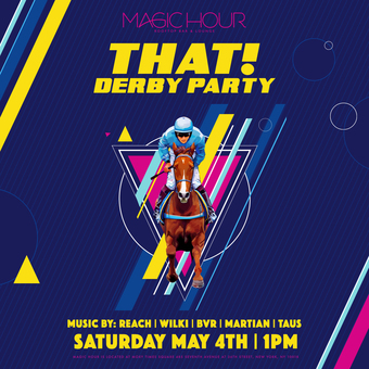 THAT! Derby Party