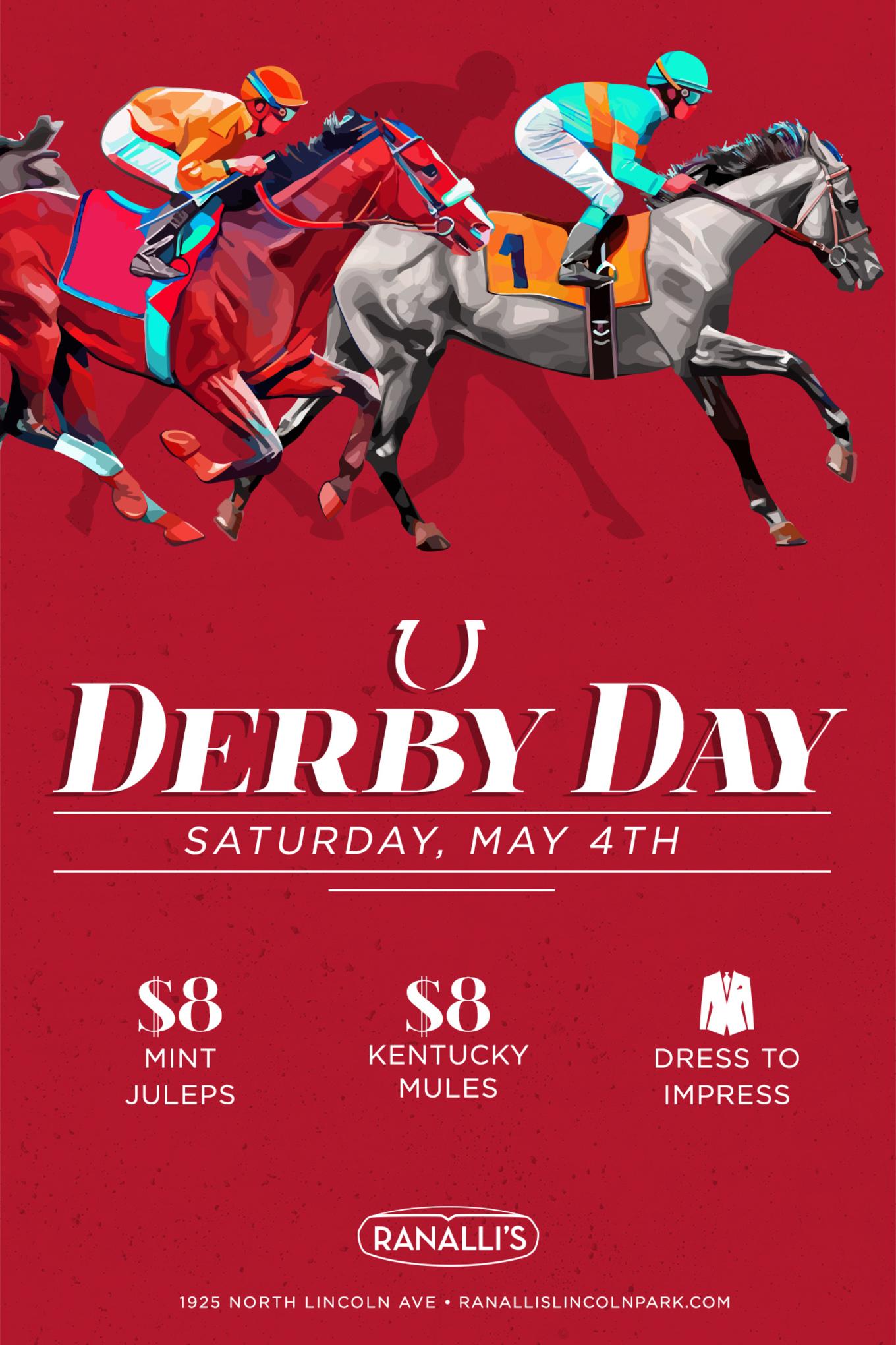 Derby Day 2019 at Ranalli's