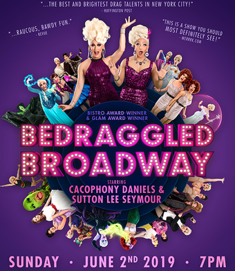 Cacophony Daniels & Sutton Lee Seymour: Bedraggled Broadway