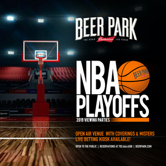 The NBA Playoffs Viewing Party