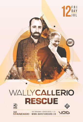 Wally Callerio & Rescue