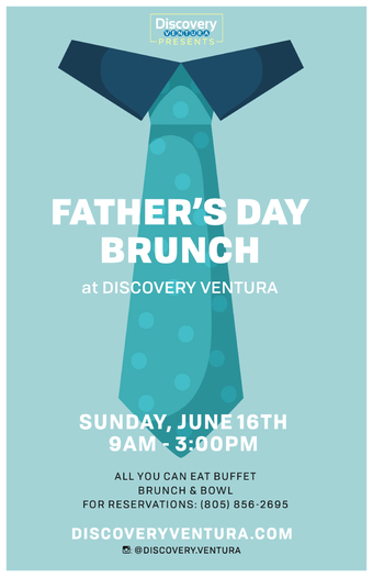 Father's Day at Discovery Ventura