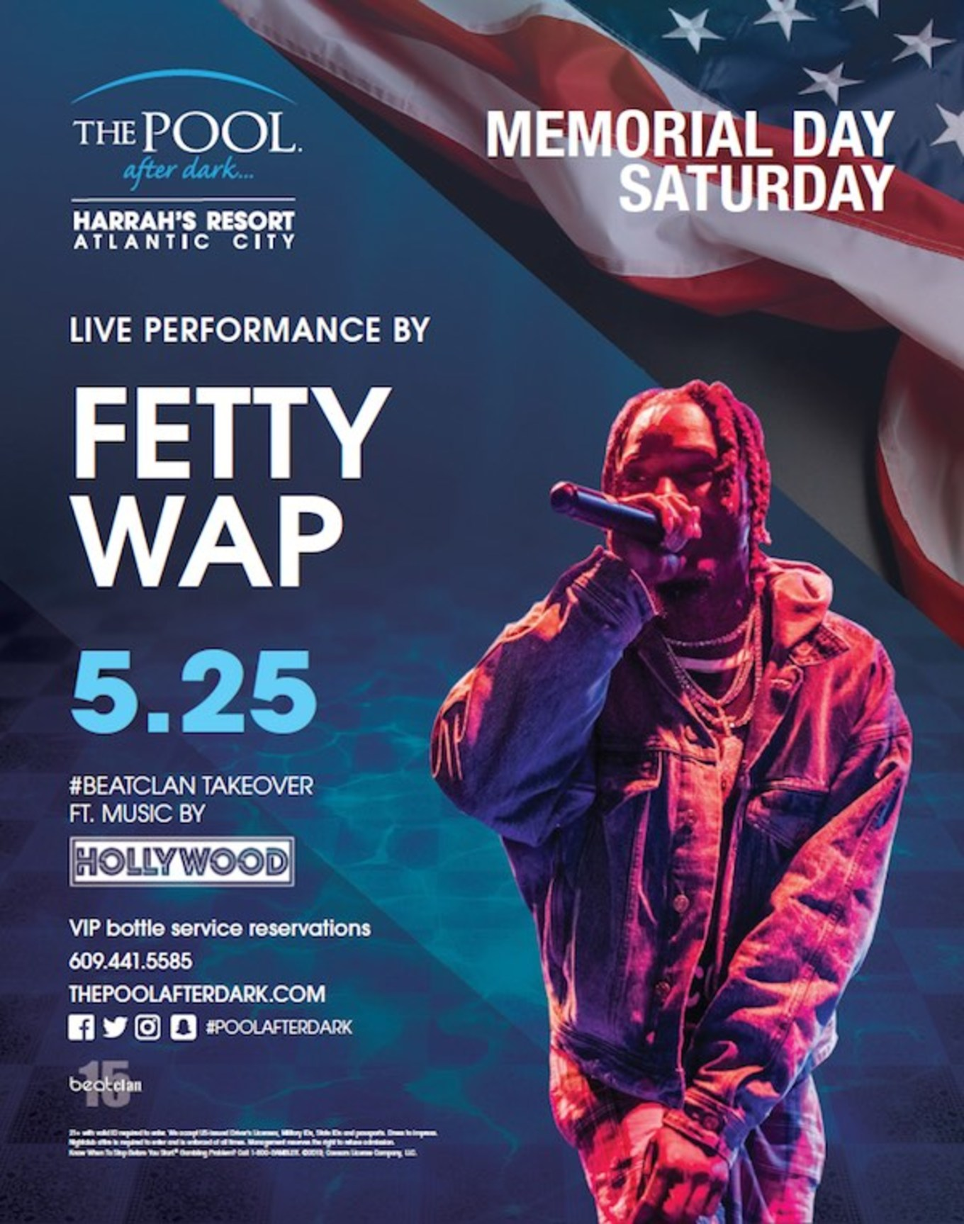 Epic Saturdays featuring Fetty Wap - Tickets - The Pool