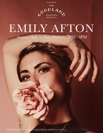 The Goodland Presents: Emily Afton
