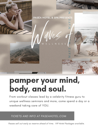 Waves of Wellness Weekend #2