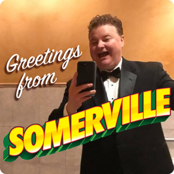 Valley Forge Casino Resort: Mike Somerville