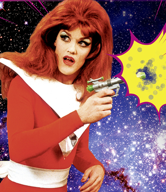 Mother: Queens In Space With Special Guest Ginger Minj