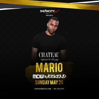 Showcity Live presents Mario - MDW Sunday