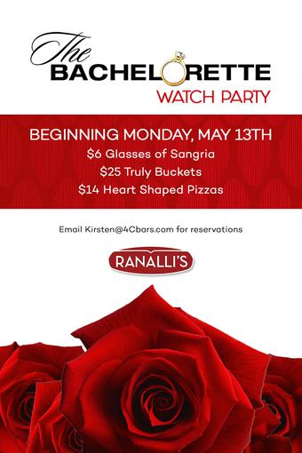 Ranalli's Bachelorette Watch Party 2019