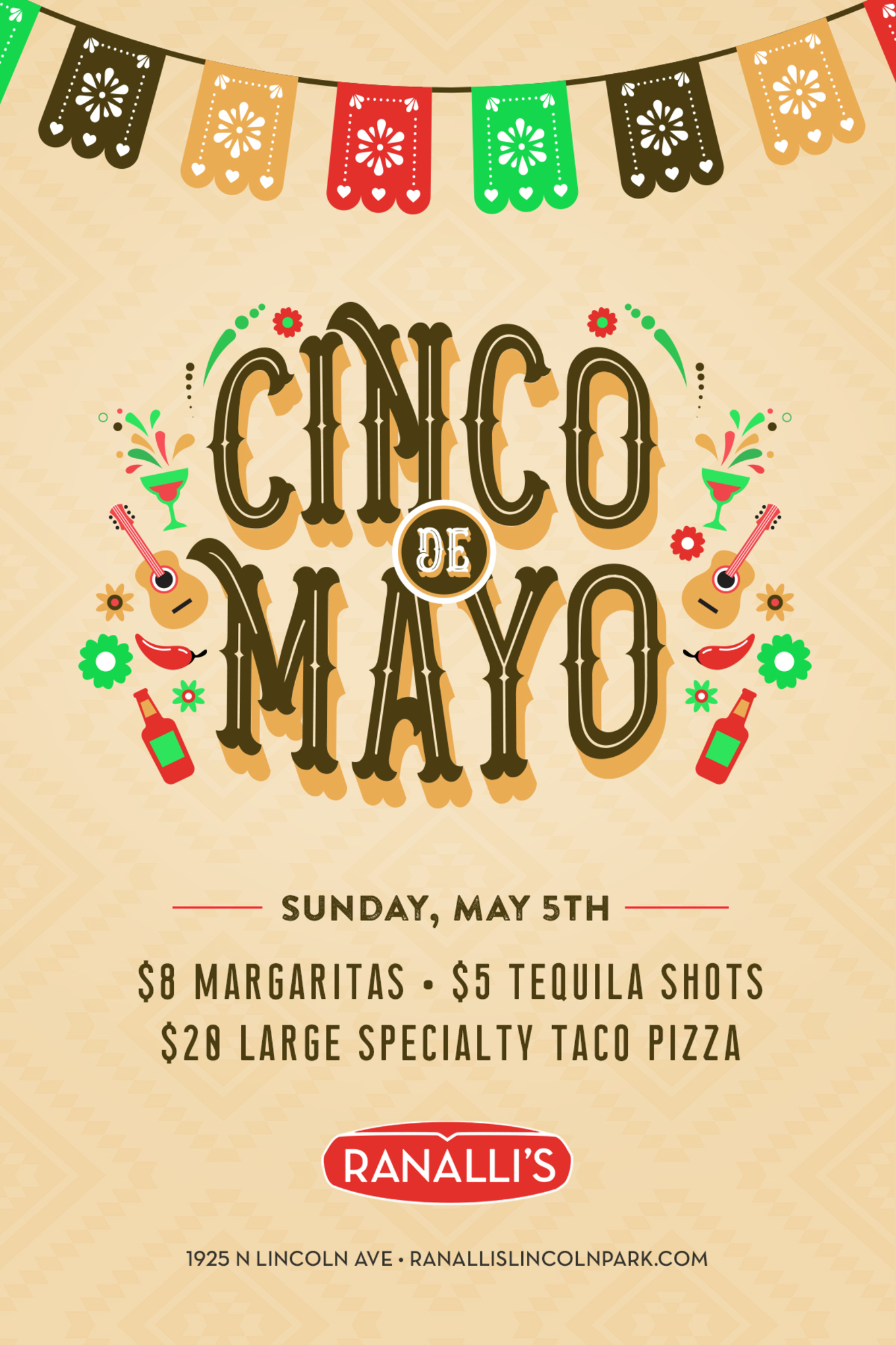 Cinco de Mayo at Ranalli's