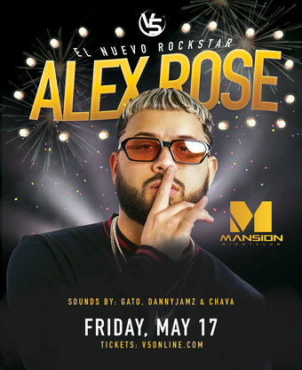 Alex Rose Live (18+)
