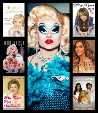 Queens Read Celebrity Autobiographies!