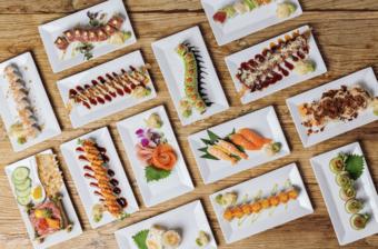 Sunda 10 Year Anniversary Celebration: Sushi Rolling Class